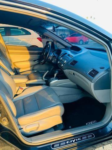 Honda New Civic 1.8 EXS - 2008 - Foto 11