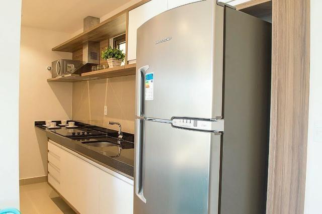 Apartamento em Ponta Negra - 40m² e Cobertura de 80m? - Vida Calma - Foto 10