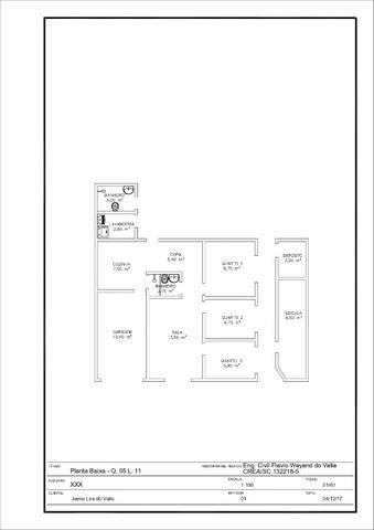 Casa 3 quartos 175.000,00 ou 230.000,00 - Venda ou troca - Foto 20