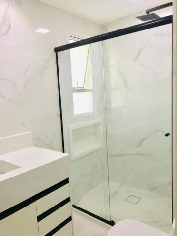 Box/Espelho com Iluminação Interna/Vidro Temperado - Foto 6