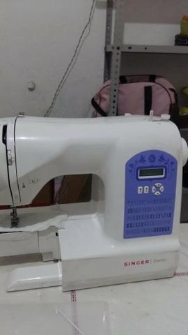 Máquina de costura singer 6680 - Foto 2