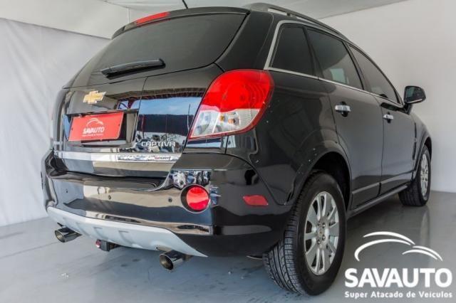 Chevrolet Captiva Captiva Sport FWD 3.6 V6 24V (BLINDADO) 4P - Foto 5