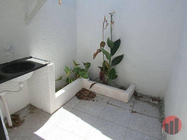 Casa para alugar, 100 m² por R$ 850,00 - Benfica - Fortaleza/CE - Foto 10