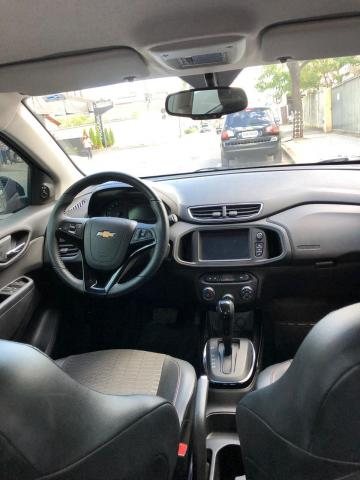 CHEVROLET ONIX 2017/2018 1.4 MPFI LTZ 8V FLEX 4P AUTOMÁTICO - Foto 3