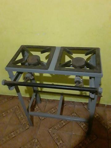 Fogão industrial duas boca - Foto 3
