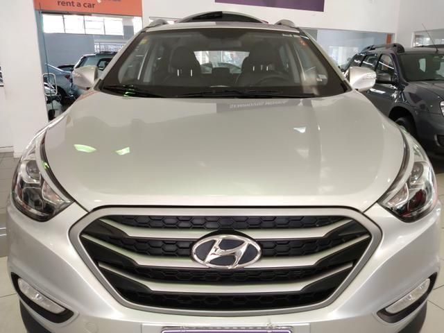 Hyundai ix35 2.0L 16v GLS (Flex) (Aut) 2016 Blindado - Foto 18