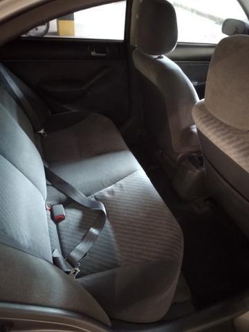 Vendo Honda Civic automático 2003 - Foto 6