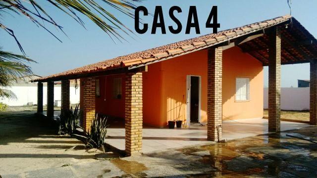 Casas de praia whatsap 86 99473 - 0356 - Foto 5