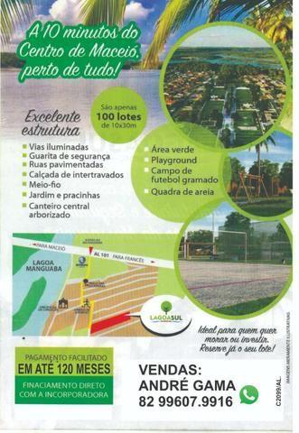 Loteamento Lagoasul Residencial Massagueira - Foto 6