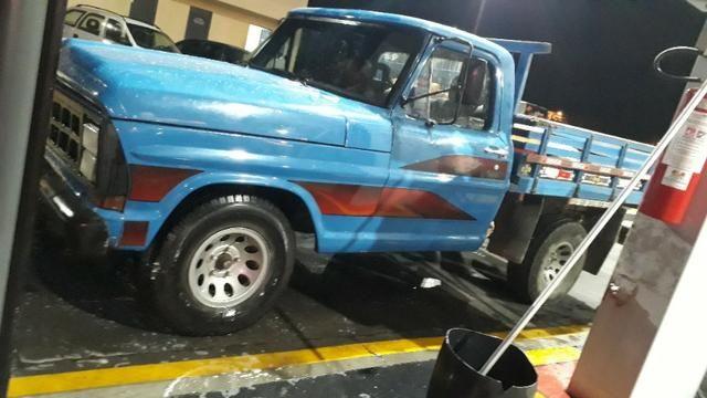 Vendo ford f-1000 - Foto 2