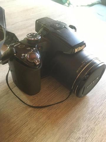 Câmera Nikon coolpix P510