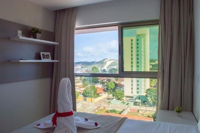 Apartamento em Ponta Negra - 40m² e Cobertura de 80m? - Vida Calma - Foto 12