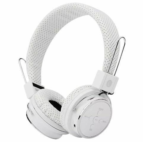 Fone de Ouvido Headphone Bluetooth Micro Sd - Foto 4
