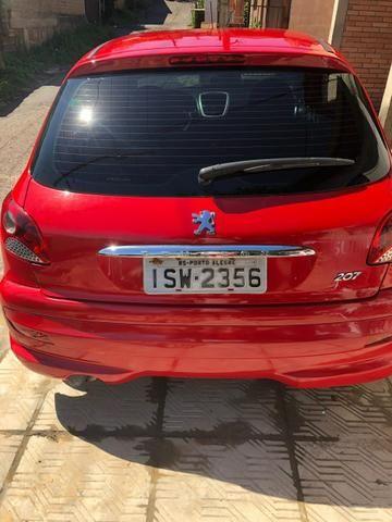 Peugeot 207 1.4 8v - Foto 6
