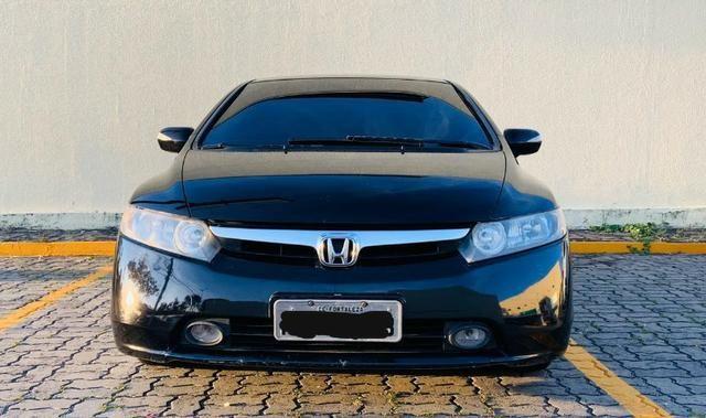 Honda New Civic 1.8 EXS - 2008 - Foto 4