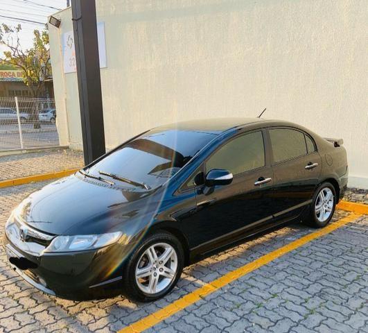 Honda New Civic 1.8 EXS - 2008