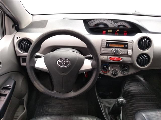 Toyota Etios 1.5 xs sedan 16v flex 4p manual - Foto 13