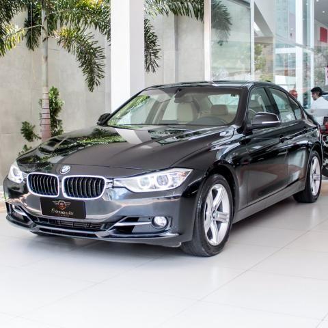 BMW 320I 2015/2015 2.0 16V TURBO ACTIVE FLEX 4P AUTOMÁTICO