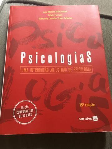 Livro Paicologias