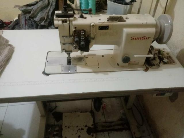 Máquinas de costura industriais - Foto 2
