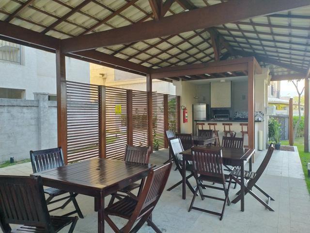 Apartamento 2 Quartos com Suíte Villaggio Manguinhos em Morada de Laranjeiras Serra ES - Foto 14