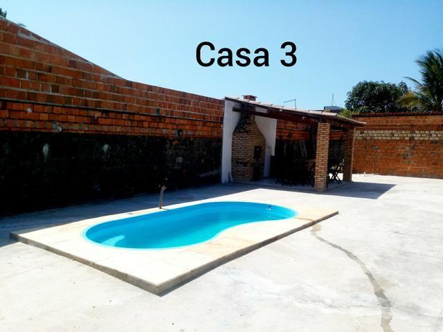 Casas de praia whatsap 86 99473 - 0356 - Foto 3