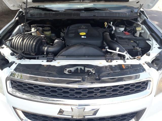 S10 2012/13 2.8 diesel branca 4x2 cab. simples - Foto 12