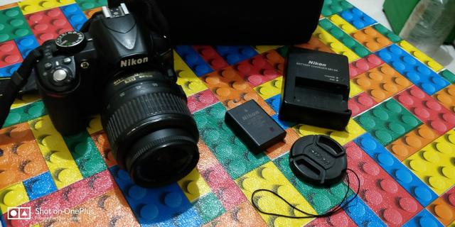 Câmera Nikon D3100 - Foto 6