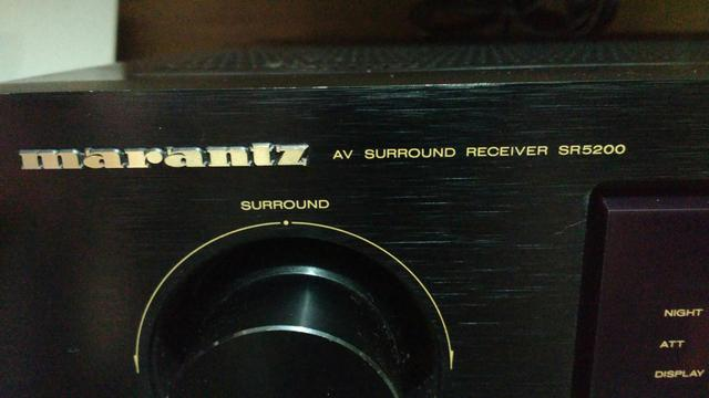 Receiver Marantz SR5200