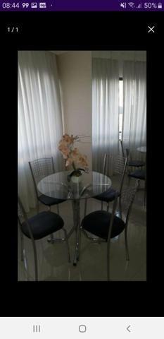 Mesa c 4 cadeiras