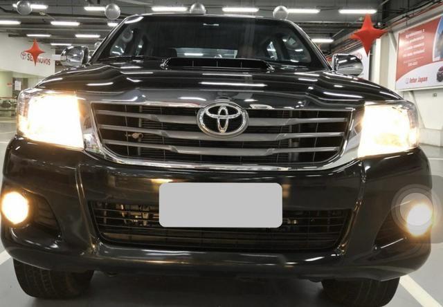 Toyota Hilux 3.0 srv 2012/ novíssima - Foto 2
