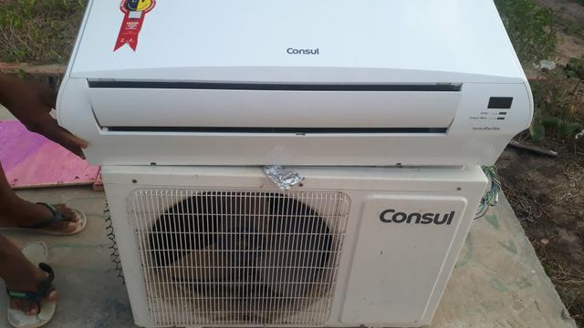 Vendo ar condicionado consul 9 por 600,00