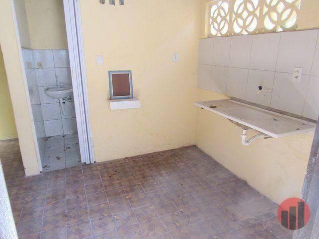 Casa para alugar, 100 m² por R$ 850,00 - Benfica - Fortaleza/CE - Foto 7