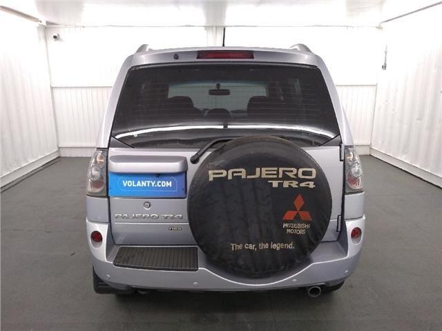 Mitsubishi Pajero tr4 2.0 4x2 16v 140cv flex 4p automático - Foto 5