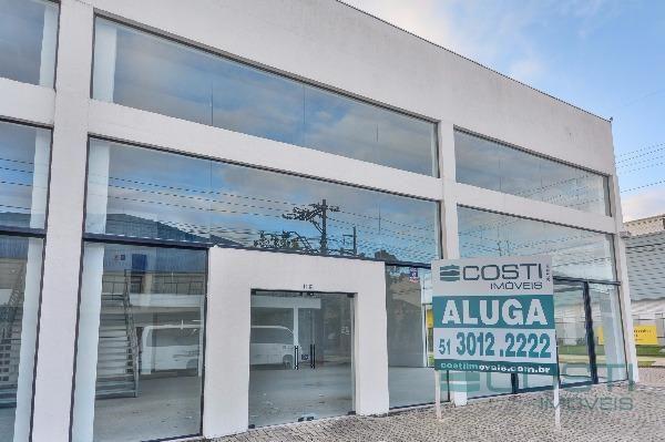 Loja comercial para alugar em Navegantes, Porto alegre cod:CT1519