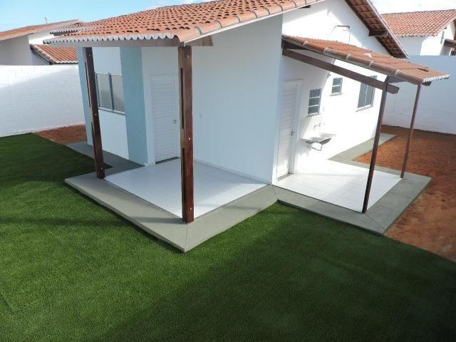 Oportunidade!!! Vende-se Casa 2/4 no Bosque dos Pássaros, Programa MCMV, Mossoró-RN - Foto 5