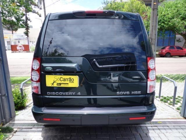 Oportunidade Land Rover Discovery4 3.0 hse Blindado - Foto 5