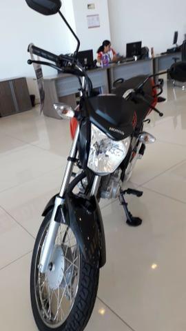 Honda Cg Start 160 2019