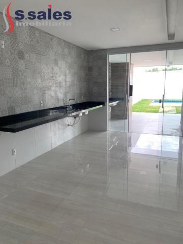 Casa à venda com 3 dormitórios em Setor habitacional vicente pires, Brasília cod:CA00166 - Foto 19