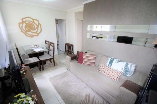 Apartamento de 02 quartos, 01 garagem demarcada - isento iptu no jardim américa!!