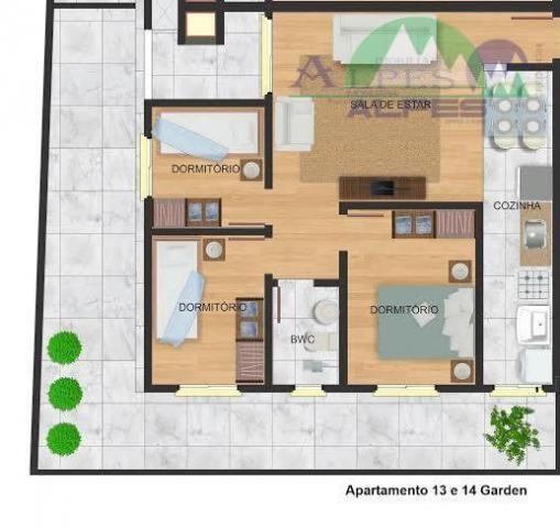 Apartamento residencial à venda, colônia murici, são josé dos pinhais. - Foto 6