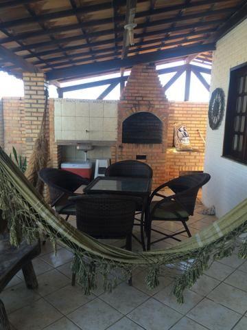 Excelente casa na praia da tabuba do morro branco Beberibe alugo 900 reais - Foto 8