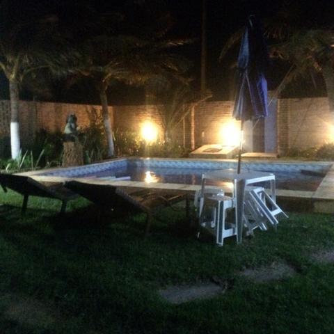 Excelente casa na praia da tabuba do morro branco Beberibe alugo 900 reais - Foto 6