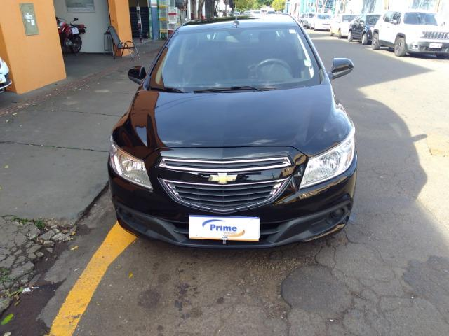 Gm - Chevrolet Prisma 1.0 lt / aceito carro ou moto - Foto 4