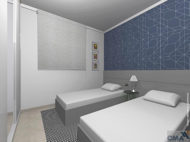 Casas nova em Serrana/SP, no Centro, podendo ser financiada pelo minha casa minha vida - Foto 6