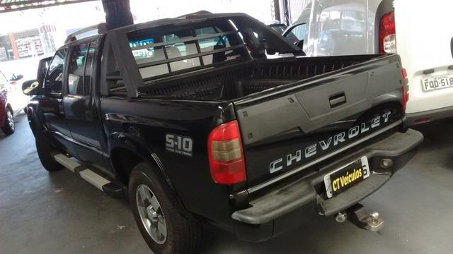 Gm S10 CD 2.8 Turbo Diesel - Foto 4