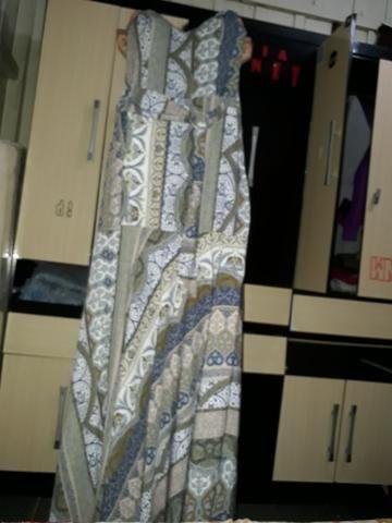 9c74a6ebd2 Vendo vestido longo novo nunca usado com etiqueta - Roupas e ...