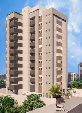 Residêncial Piemonte - Apartamento com 3 suítes e ótima localização no Jardim - Santo Andr