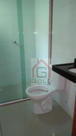 Sobrado com 2 dormitórios à venda, 70 m² por R$ 350.000 - Vila São Pedro - Santo André/SP - Foto 10