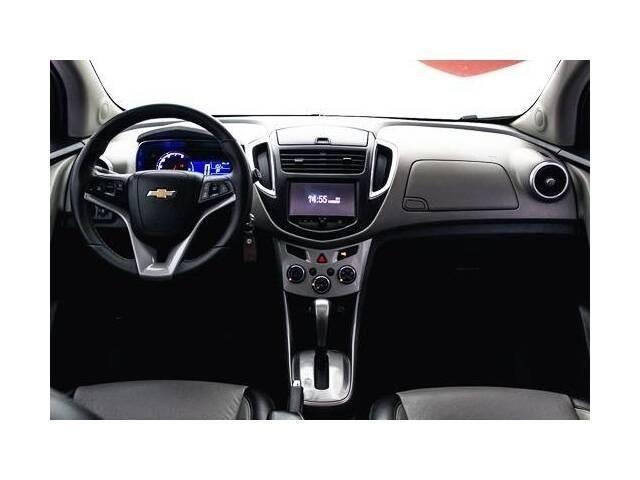 Chevrolet Tracker LTZ 1.8 16v (Flex) (Aut) 4P - Foto 9